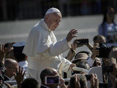 Papież mówił o migrantach. Przytoczył przykład Polaków
