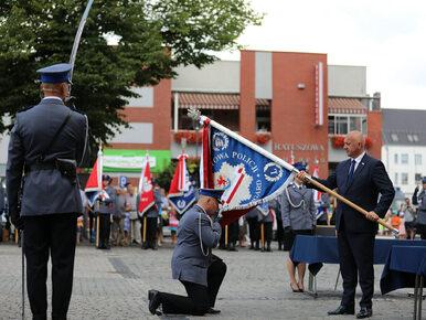 Protest w policji. 1/4 funkcjonariuszy jest na L4. Tymczasem minister...