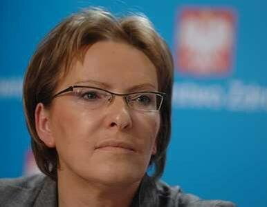 Poseł Ruchu Palikota chciał się zrzec immunitetu. Ewa Kopacz... odmówiła