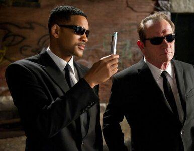 """""""Faceci w czerni"""" bez Willa Smitha"""