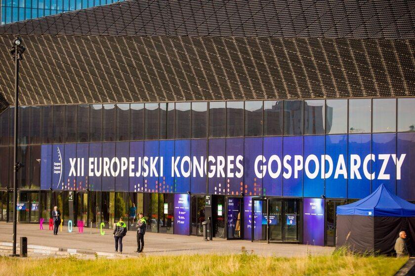 XII Europejski Kongres Gospodarczy w Katowicach, zdjęcie ilustracyjne