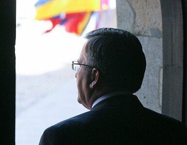 Komorowski wciąż liderem rankingu zaufania