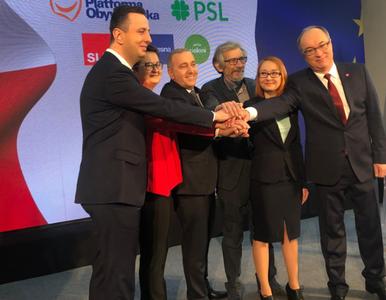 Wielka nieobecna Koalicji Europejskiej. Co z Barbarą Nowacką?