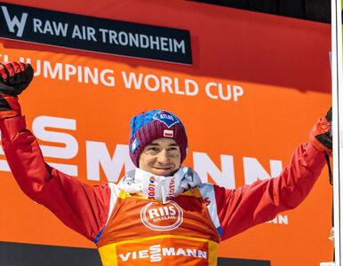 Kamil Stoch znów bezkonkurencyjny. Wygrał w Vikersund i powiększył...