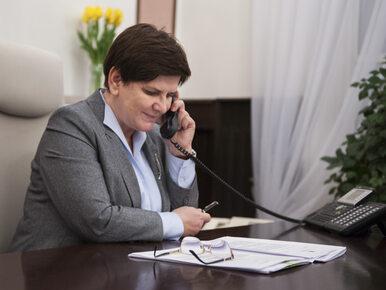 Telefoniczna rozmowa Szydło i May. Polska chce wypełnienia zobowiązań...