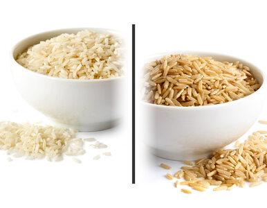Biały i brązowy ryż. Czy różnica w kaloryczności jest znacząca?