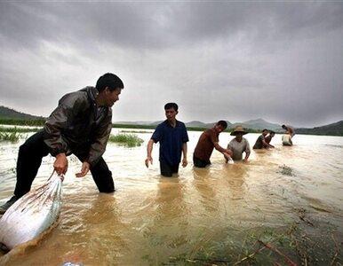 Tragiczne skutki powodzi w Chinach i Korei Północnej. Ewakuowano już 140...