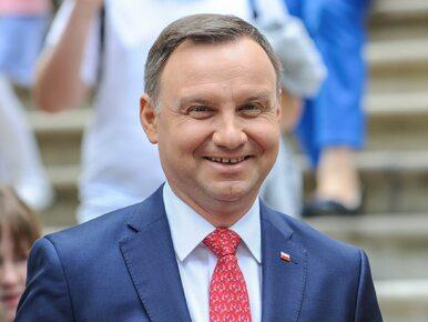 Sondaż. Ponad połowa Polaków pozytywnie ocenia Andrzeja Dudę