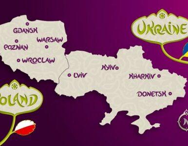 Na Euro Polacy zagrają w Warszawie i we Wrocławiu