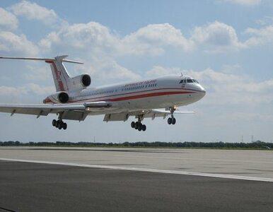 Tu-154 pierwszy raz poleciał ze statusem HEAD