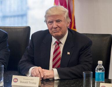 Trump w Białym Domu