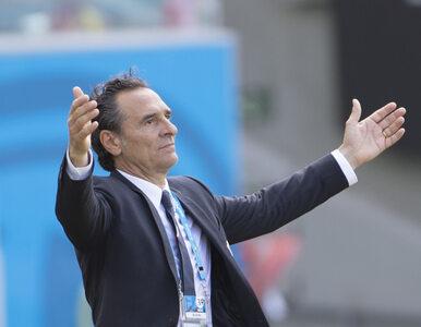Zrezygnował z włoskiej kadry. Teraz poprowadzi Galatasaray