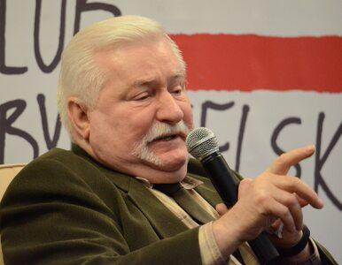 """Wałęsa dla """"Rzeczpospolitej"""": Zwalczały mnie tylko dwie partie: kiedyś..."""