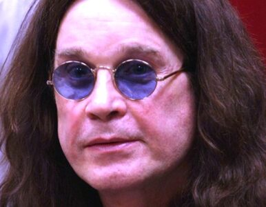 Ozzy Osbourne w szpitalu. Pożar w jego domu