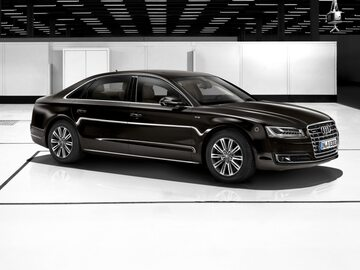 Dwa nowe Audi A8 L Security trafiły do BOR