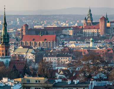 Kraków. Student wyskoczył z okna akademika, zginął na miejscu