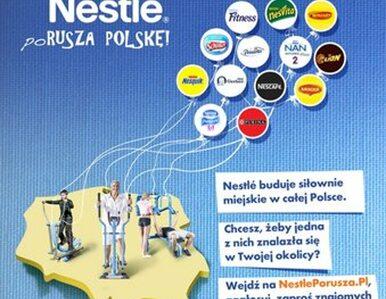 Nestlé Polska ufunduje siłownie zewnętrzne dla 16 gmin