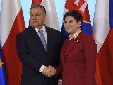 Szydło już przed szczytem Rady Europejskiej wiedziała, że Orban poprze...