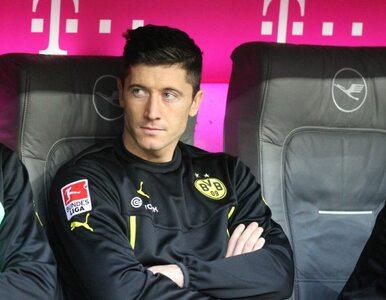 Lewandowski nie grał z Bayernem, bo... chciał odpocząć