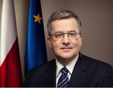 Komorowski: Polska niezmiennie była, jest i będzie po stronie Ukrainy