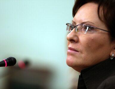 Ewa Kopacz - ofiara Smoleńska