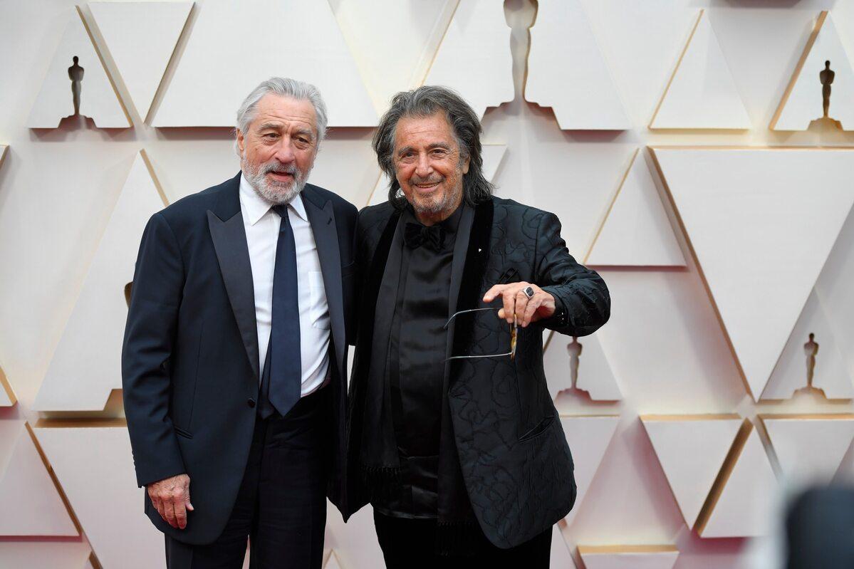 Robert De Niro i Al Pacino
