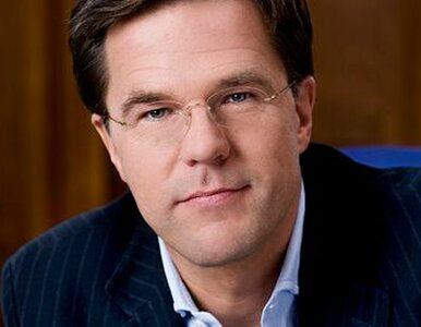 Premier Holandii: ten portal nie odzwierciedla poglądów mojego kraju