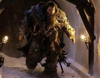"""Neil Fingleton nie żyje. Aktor """"Gry o tron"""" miał 36 lat"""