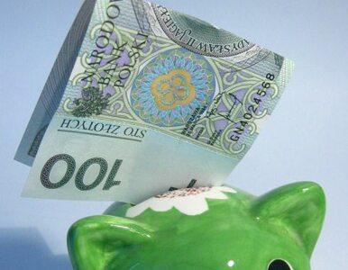 """Niemal co czwarty Polak trzyma pieniądze w """"skarpecie"""""""
