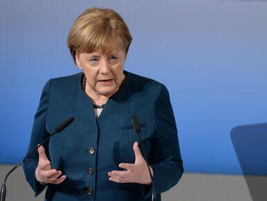 Sondaż poparcia dla partii politycznych. Dobre wiadomości dla Angeli Merkel