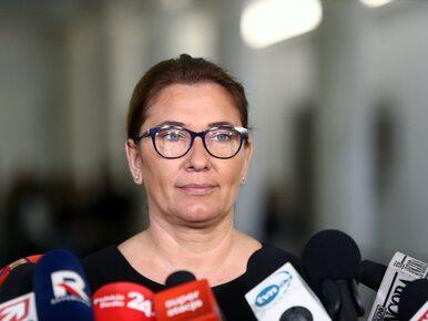 Rzeczniczka PiS Beata Mazurek potwierdziła informację ws. rekonstrukcji...