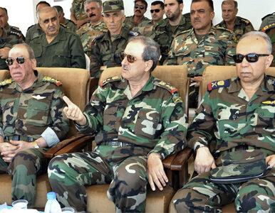 Minister obrony Syrii zginął w zamachu, szef MSW ranny