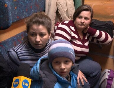 Pierwsi uchodźcy z Krymu już w Polsce