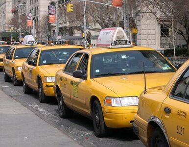 Będzie egzamin dla taksówkarzy. W dużych miastach