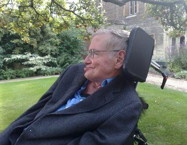 Stephen Hawking zostanie pochowany obok Newtona i Darwina