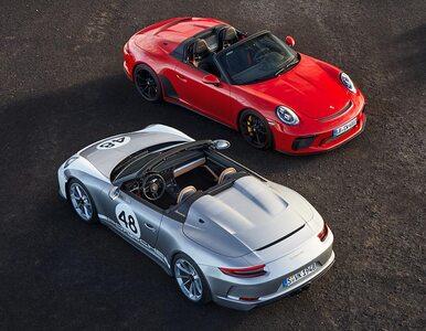Niesamowity hołd dla historii. Rusza produkcja limitowanego Porsche 911...