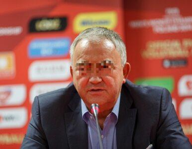 Mirosław P. już nie jest prezesem PZPS. Zrezygnował