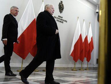 """Polskie sądownictwo zdaniem prezesa PiS to """"wielka zgnilizna"""" i """"jeden..."""