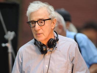 Sceny z nowego filmu Woody'ego Allena wywołały skandal