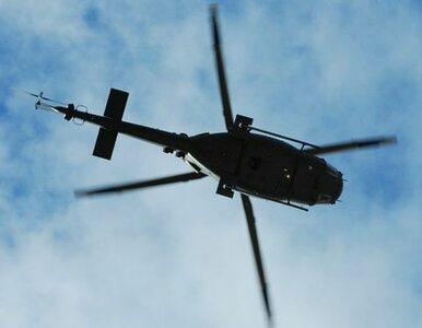 Rozbił się wojskowy śmigłowiec. Zginęło 16 osób