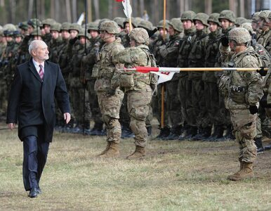 Gen. Polko: Macierewicz bardzo przedmiotowo traktuje podwładnych....