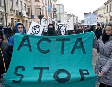 64 proc. Polaków przeciwko ACTA