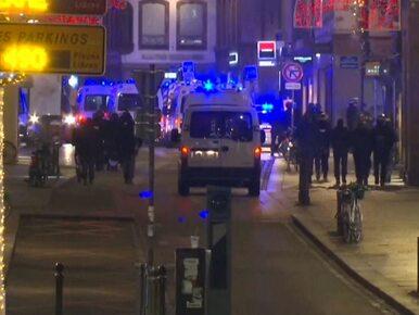 Strasburg. Strzelanina w centrum miasta, trzy osoby nie żyją