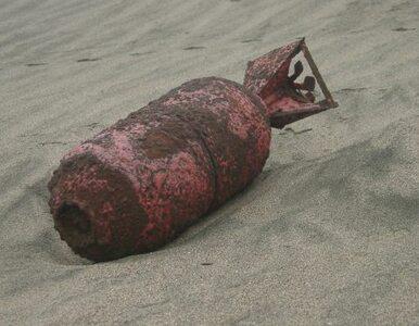 Lubuskie: w lesie znaleziono 200 kilogramowy pocisk z II wojny światowej
