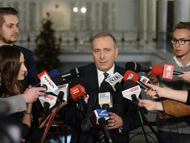 Grzegorz Schetyna poinformował o spotkaniu z Angelą Merkel