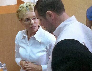 """""""Tymoszenko nie może startować w wyborach? Miała szansę wygrać"""""""