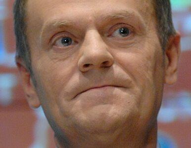 """Tusk spotkał się z Barosso. Umowa """"nadal na stole"""""""