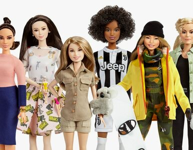 """Niezwykła kolekcja Barbie. Wśród """"inspirujących kobiet"""" wyróżniono jedną..."""