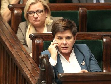 Premier Szydło chce przenieść pomnik Jana Pawła II z Francji do Polski