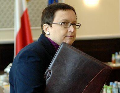 PiS: minister edukacji nie uzyskała promocji